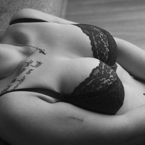 Smukke sider af kvindekroppens. Boost dit selvværd.